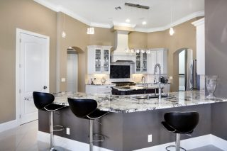 new kitchen - Cape Coral - Richardson Custom Homes